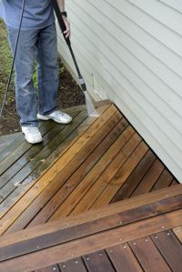 Lamott Pressure washing by Mulholland Painting