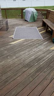 Before & After Deck Painting in Aston, PA (3)