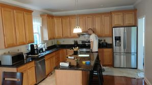 Before & After Cabinet Refinishing & Painting in Aston, PA (1)