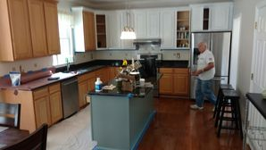 Before & After Cabinet Refinishing & Painting in Aston, PA (2)